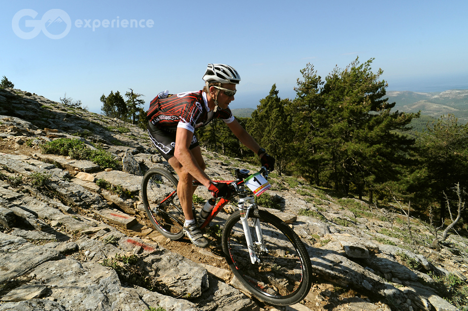 Ultra Challenge Thassos Mtb 2012, Greece