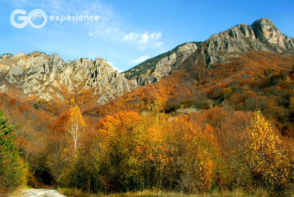Rodopi Mountains National Park, Greece