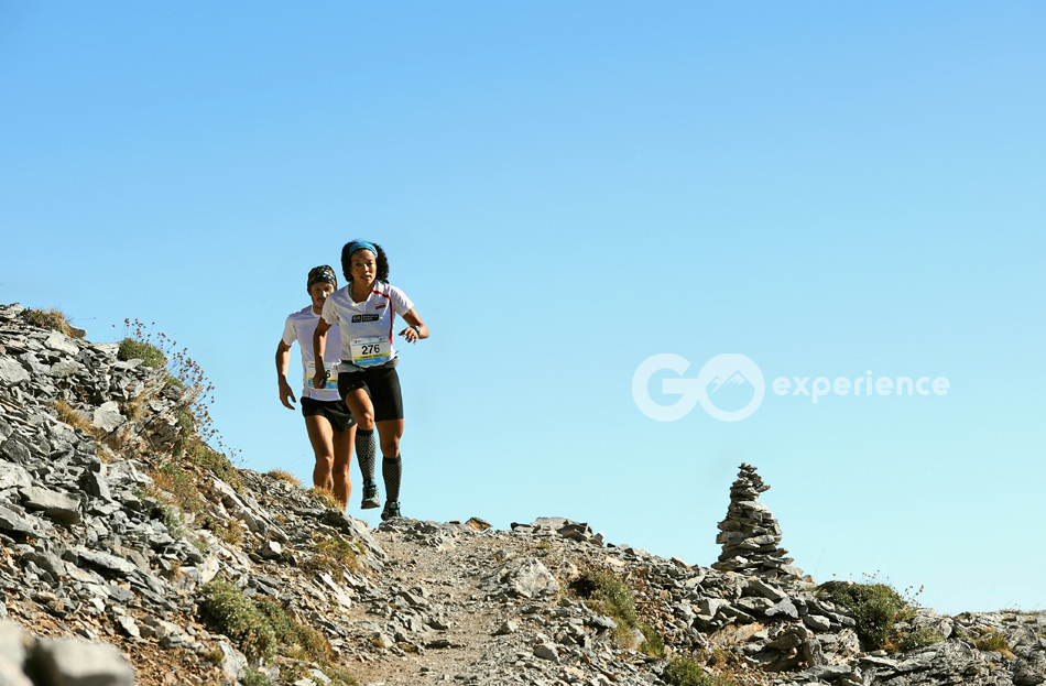 Olympus Alpine Marathon 2012, Greece