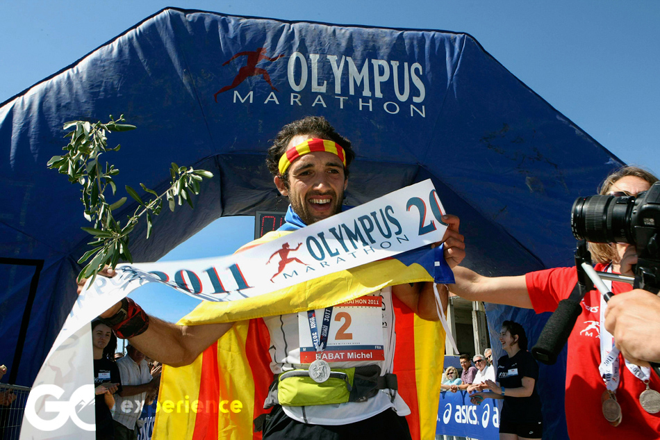 Olympus Marathon 2011, Greece