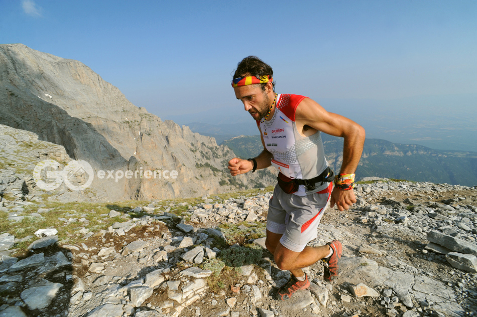 Olympus Marathon 2012, Greece