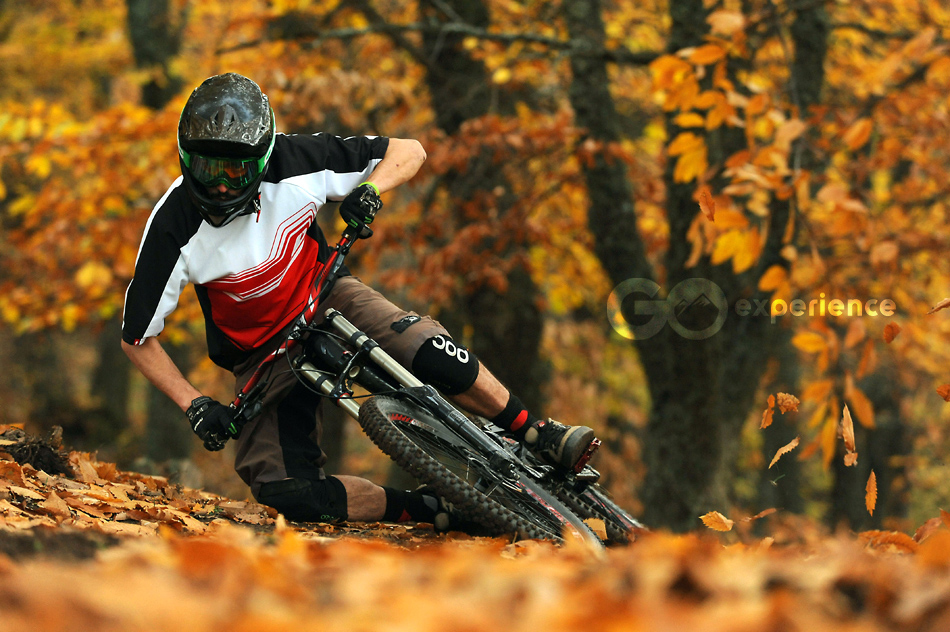 Downhill 2012, Hortiatis Forest, Thessaloniki, Macedonia - Greece