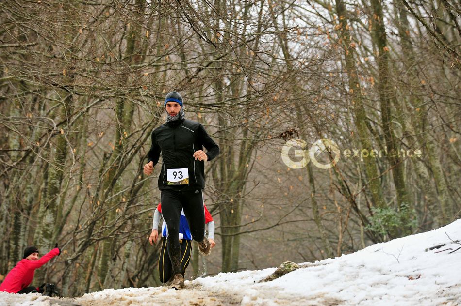 Hortiatis Trail Run 2011, Thessaloniki, Macedonia, Greece